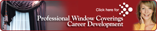 Professional Window Coverings Sales Course
